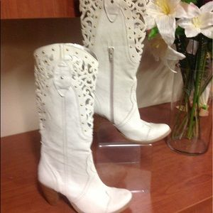 Shoes - Italian heeled boot